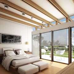 colonial Bedroom by gOO Arquitectos