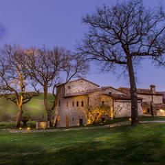 Toscane: Maisons de style  par dmesure