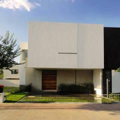 Maisons de style  par Abraham Cota Paredes Arquitecto,