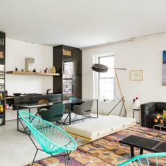 Loft on Grand Street, NY Casas de Labo Design Studio