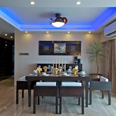 Dining Room:  Dining room by ZERO9