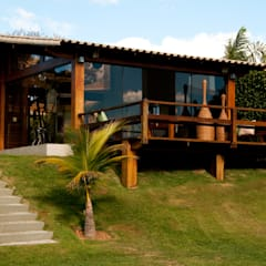 Country style houses by NATALIE TRAMONTINI ARQUITETURA E INTERIORES Country