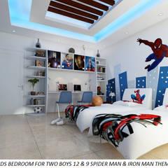 Kids Room by Neeras:  Nursery/kid's room by Neeras Design Studio