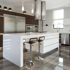 Área de cocina de URBN Moderno