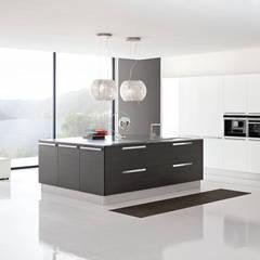 Easy: Cucina in stile in stile Moderno di doimo cucine