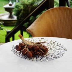 """Grande coupe à fruits """"Harvest"""": Cuisine de style  par Pulsaï"""