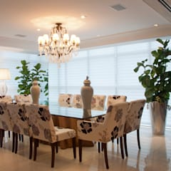 اتاق غذاخوری by Link Interiores