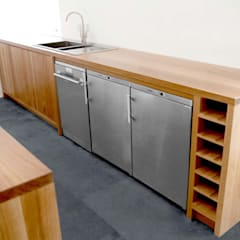 Kitchen units by NAKED Kitchens