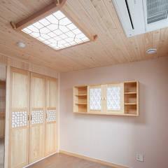아파트를 한옥으로: 한옥공간의  침실