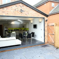 Single Storey Extension, Roxborough Rd II:  Houses by London Building Renovation