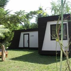 Welly®: Spa in stile  di Studio Stefano Pediconi