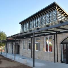 Schools by MUIÑOS + CARBALLO arquitectos