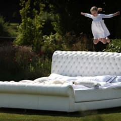 Maximillian Bed:  Bedroom by The Big Bed Company