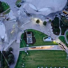 Neue kleine Olympiahalle München:  Stadien von Andreas J. Focke Architekturfotografie
