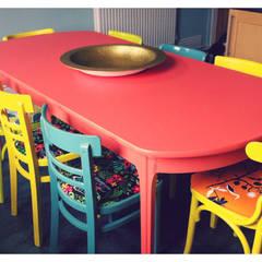 Kitchen, Leeds:  Kitchen by Crow's Nest Interiors