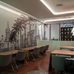 Coffe Shop : Bares e clubes  por Orlane Santos Arquitetura