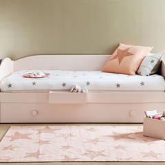 Mobiliario juvenil : Dormitorios infantiles de estilo  de Sofás Camas Cruces