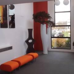 maison des entreprises :  de style  par Saga Design