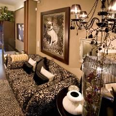 Proyecto_Joaquin Maria Lopez_Centro de Belleza: Espacios comerciales de estilo  de Gema Arana Interiorismo