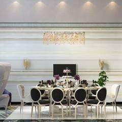 Salle à manger de style  par Katerina Butenko, Classique