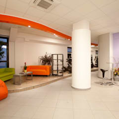 Gym by Studio_P - Luca Porcu Design