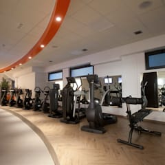 Ruang Fitness by Studio_P - Luca Porcu Design