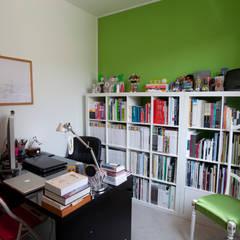 Oficinas de estilo  por Studio_P - Luca Porcu Design