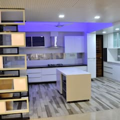 Private Residence:  Kitchen units by malvigajjar