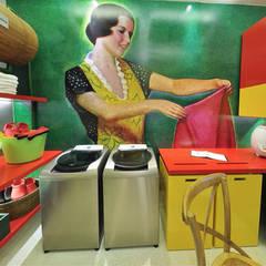 Modern Kitchen by Rozânia Nicolau Arquitetura & Design de Interiores Modern