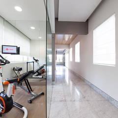 Gym by Arq. Bernardo Hinojosa