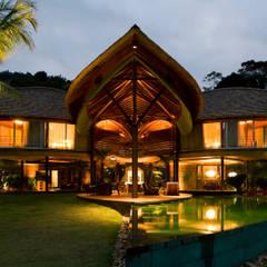 منازل تنفيذ Mareines+Patalano Arquitetura