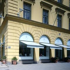 Fassade:  Ladenflächen von tredup Design.Interiors