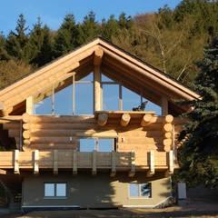 خانه ها by eb Massivhaus Deutschland GmbH
