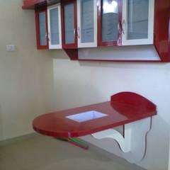 kitchen :  Kitchen by ajinkyainteriors