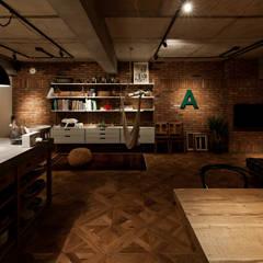 Văn phòng & cửa hàng by case.work.