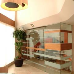 Arbeitszimmer von ARCO Arquitectura Contemporánea ,