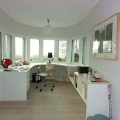 اتاق کار و درس by tredup Design.Interiors