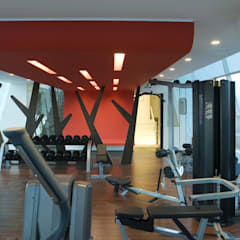 صالة الرياضة تنفيذ ARCO Arquitectura Contemporánea