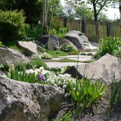 Birkenbeet:  Garten von Gärten für Auge und Seele