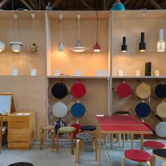 Ausstellungsansicht:  Messe Design von NORD3