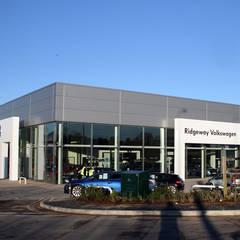 Ridgeway Milton Gate:  Car Dealerships by Robin Ashley Architects