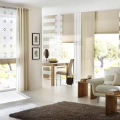 Gardinen, Sonnenschutz, Plissee - LivingReet: modern  von UNLAND International GmbH ,Modern