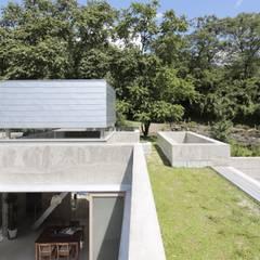 عجیب و غریب  توسط上原和建築研究所/ Kazu Uehara Atelier, architects, اکلکتیک (ادغامی)