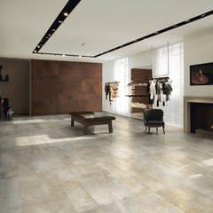DESIGN INDUSTRY:  Wände von Ceramiche Refin S.p.A