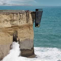 Cliff House by Modscape Concept external Modscape Holdings Pty Ltd