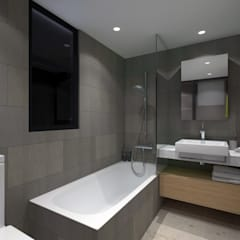 LT's RESIDENCE:  Bathroom by arctitudesign