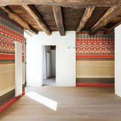 Haft 1: styl , w kategorii Ściany zaprojektowany przez Trufle Mozaiki