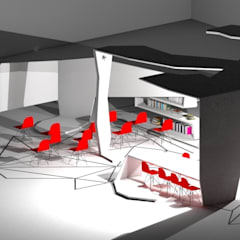 Collaborative consumption - The idea generator tree:  Office buildings by DariaTagliabue,Modern