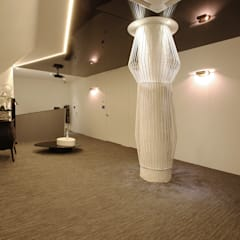 청담 엘레미스힐링스파: giovanni design works의  클리닉