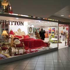 EDMİMARLIK INTERIOR STUDIO – Profilo AVM Mağaza:  tarz Dükkânlar